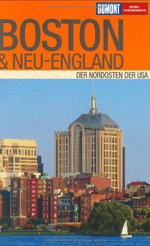 DuMont Reise-Taschenbuch Boston & Neu-England