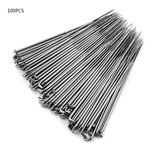 HEEPDD 100Pcs Handcraft Embroidery Wool Felting Poked Needles Kits Set Stitch Punch Tool for Hand Craft DIY Sewing Handmade Handcraft (L)