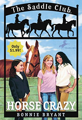 Book Club Girl - Horse Crazy (Saddle Club(R))