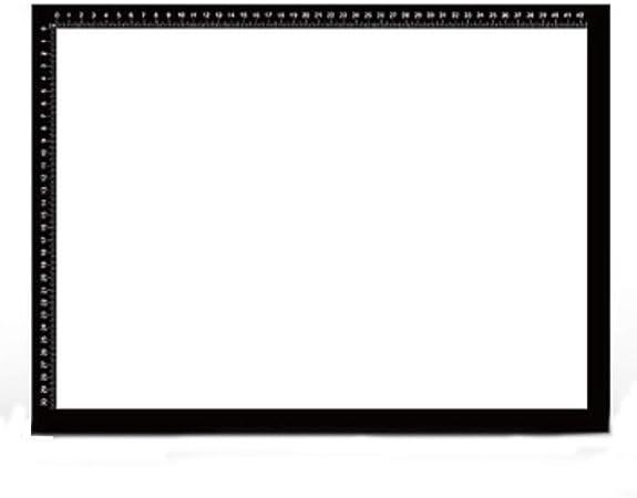 Pizarra electrónica - Copiar tabla A2 A3 A4 Cómics Herramientas animado pintura china caja de luz inteligente Linyi luminoso pizarra electrónica mediante la escritura portátil Función de Disminución d: Amazon.es: Hogar