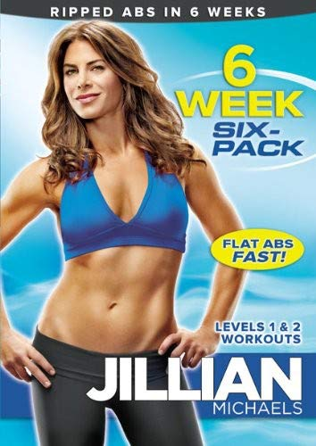 Jillian Michaels: 6 Week Six-Pack (Jillian Michaels Ripped In 30 Level 2)