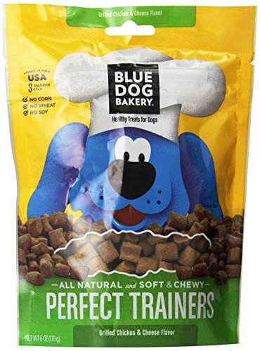 Blue Dog Bakery Perfect Trainers All Natural Dog Treats, 6-Ounce
