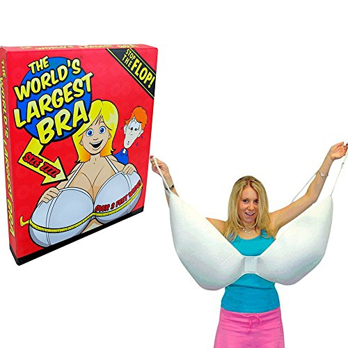 Worlds Largest Womens Underwear Breasts product image