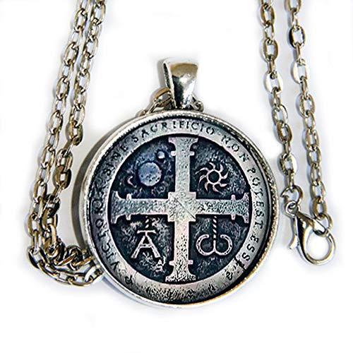 Transformers The Last Knight talisman design - glass cabochon pendant necklace - HM ()