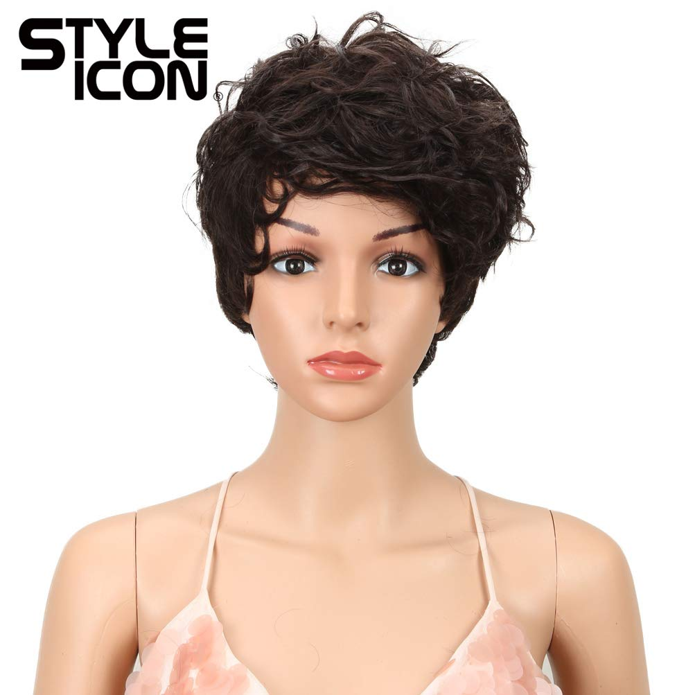 Style Icon 5\' Cute Short Pixie Wigs with