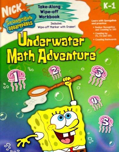 Spongebob Underwater Math Adventure: K-1 (Nick, -