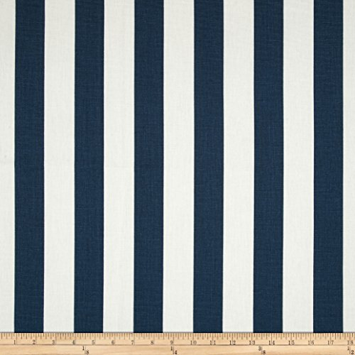 (Premier Prints Canopy Stripe Primary Navy)
