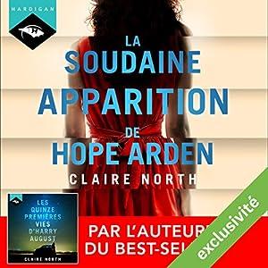 La soudaine apparition de Hope Arden | Livre audio