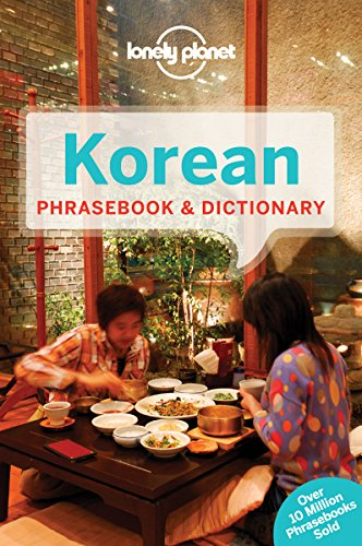 Lonely Planet Korean Phrasebook & Dictionary (Lonely Planet Phrasebooks)