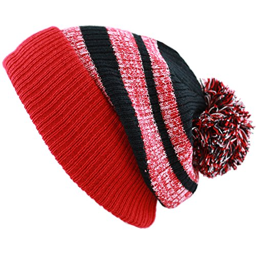 0919594e3 We Analyzed 5,242 Reviews To Find THE BEST Winter Hats Red And Black