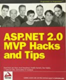 img - for ASP.NET 2.0 MVP Hacks and Tips book / textbook / text book