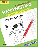 Letter Tracing & Handwriting Workbook for