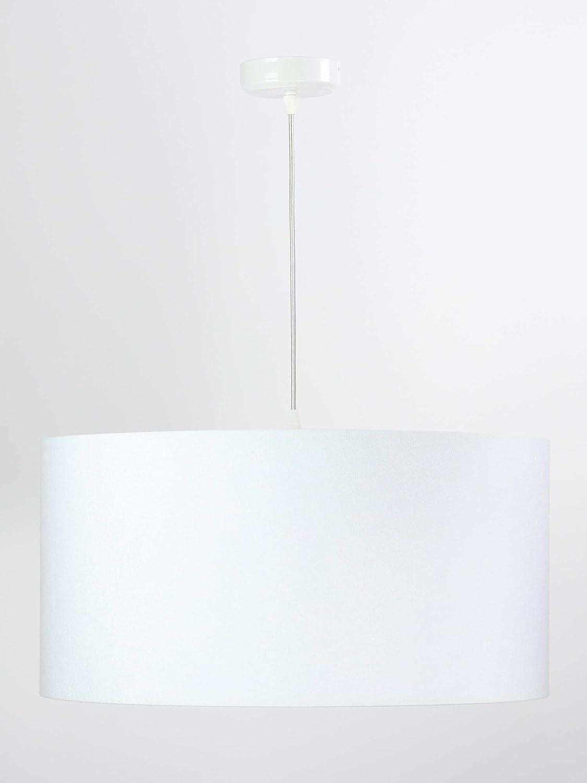 Deckenlampen & Kronleuchter Pendelleuchte Stoff Schirm in Velours