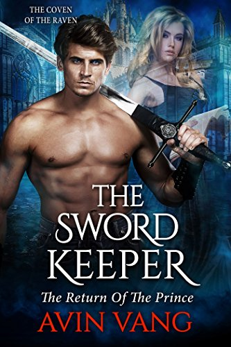 Sword Keeper Paranormal Gothic Romance ebook product image