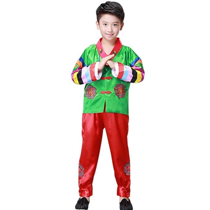 Amazon.com: DAZISEN - Conjunto de disfraz clásico coreano ...