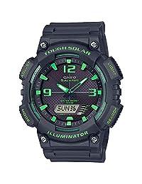 CASIO AQ-S810W-8A3VEF - Reloj analógico digital de cuarzo para hombre con correa de resina