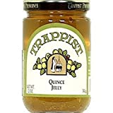 Trappist Quince Jelly - All Natural 12 oz.