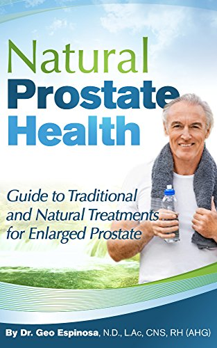 Geos Guide Natural Prostate Health ebook product image