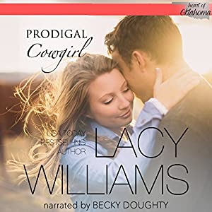 Prodigal Cowgirl Audiobook