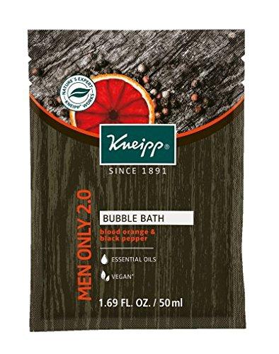 Kneipp Bubble Bath, Blood Orange & Black Pepper, 1.69 fl. Oz.