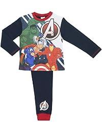 Marvel Avengers Boys Pyjamas - Age 4-10 Years