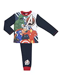 Marvel Avengers Boys Pyjamas - Age 4-10 Years