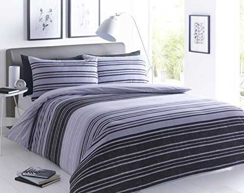 Printed Duvet Quilt Cover Single Double BLAKE Bedding Set With Pillow Cases