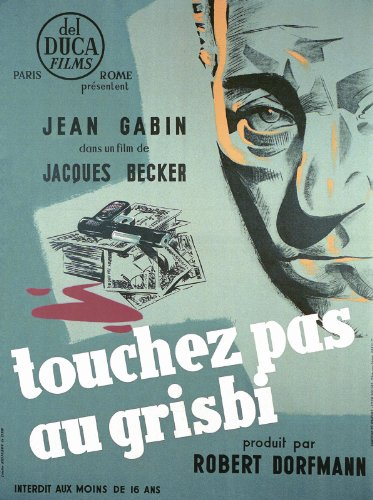 Touchez Pas Au Grisbi (English Subtitled)