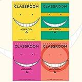 assassination classroom yusei matsui collection volume 1 4 4 books bundle by yusei matsui 2016 11 09