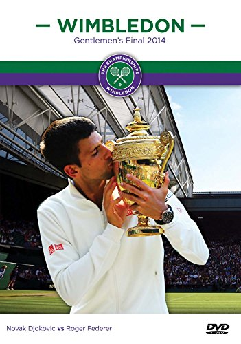 Wimbledon: 2014 Men's Final - Novak Djokovic V Roger Federer [DVD]