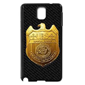 Samsung Galaxy Note 3 Phone Cases Black NCIS DFJ561127