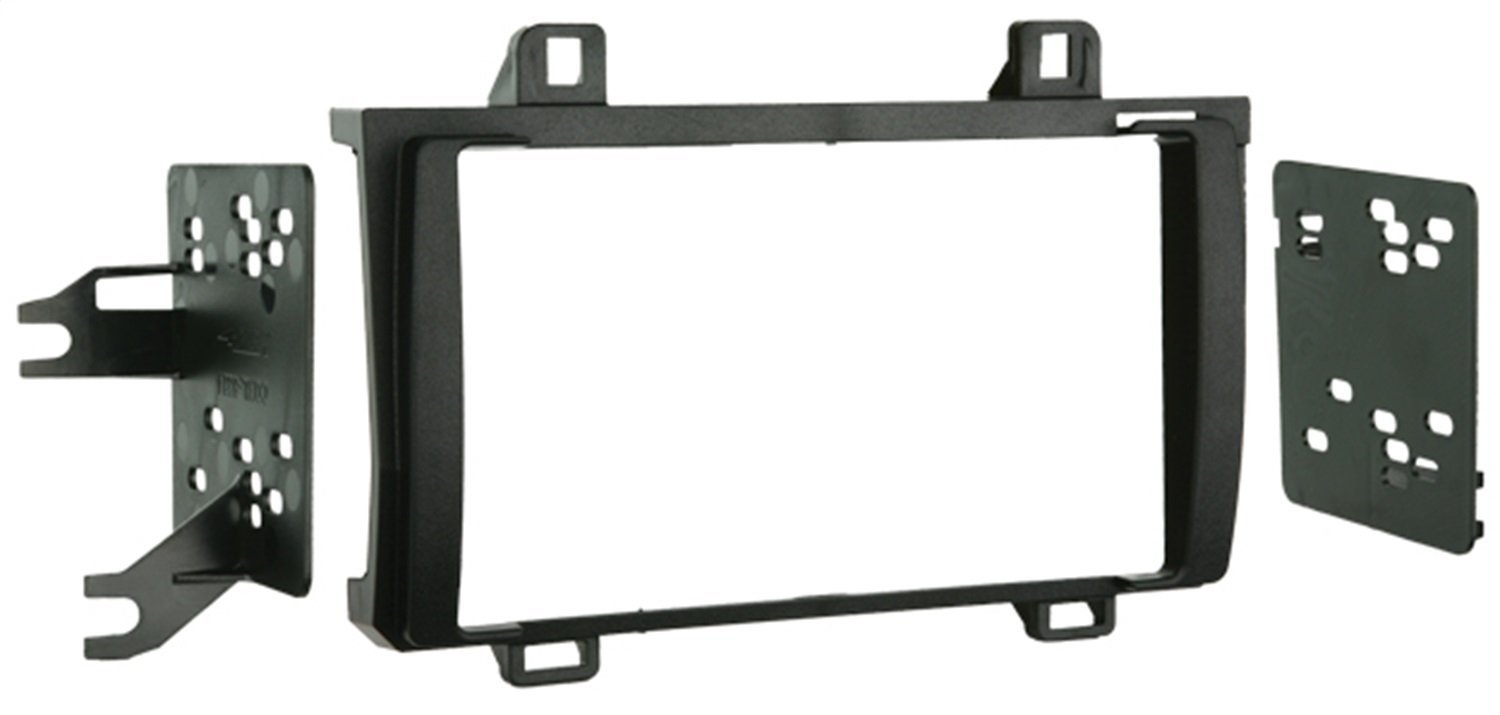 Metra 95-8224 Double DIN Installation Dash Kit for 2009 Toyota Matrix and Pontiac Vibe METRA(R) Metra Electronics Corporation