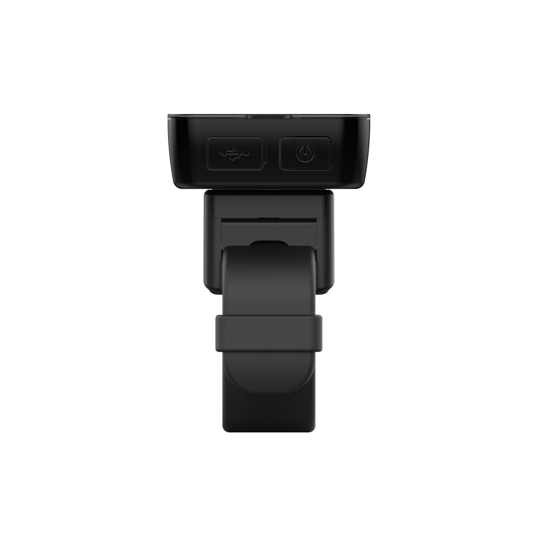 Camile R100 GPS Smart Cycling Camera - Black