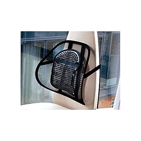 Respaldo lumbar ergonómico para asientos de coche y sillas de oficina: Amazon.es: Hogar