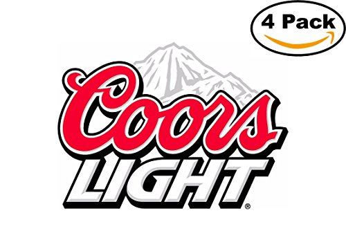 coors-light-beer-sticker-decal-vinyl-logo-4-stickers