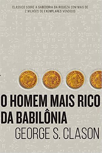 livro O Homem Mais Rico da Babilônia