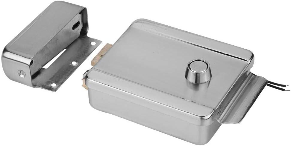 Universal Security Electric Lock Electric Control Door Lock for Door Access Control System Kit Electric Control Door Lock