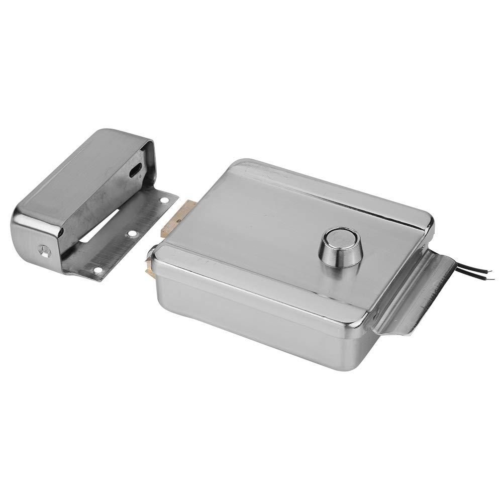 Gojiny Universal Security Electric Lock Control Door Lock for Door Access Control System Kit