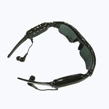 Gafas De Video HD Gafas De Sol Polarizadas Gafas De Música Estéreo Mp3 Reproducción De Canciones