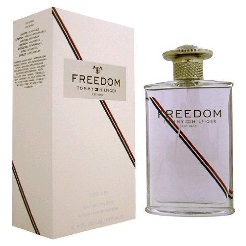 Freedom By Tommy Hilfiger For Men. Eau De Toilette Spray 3.4