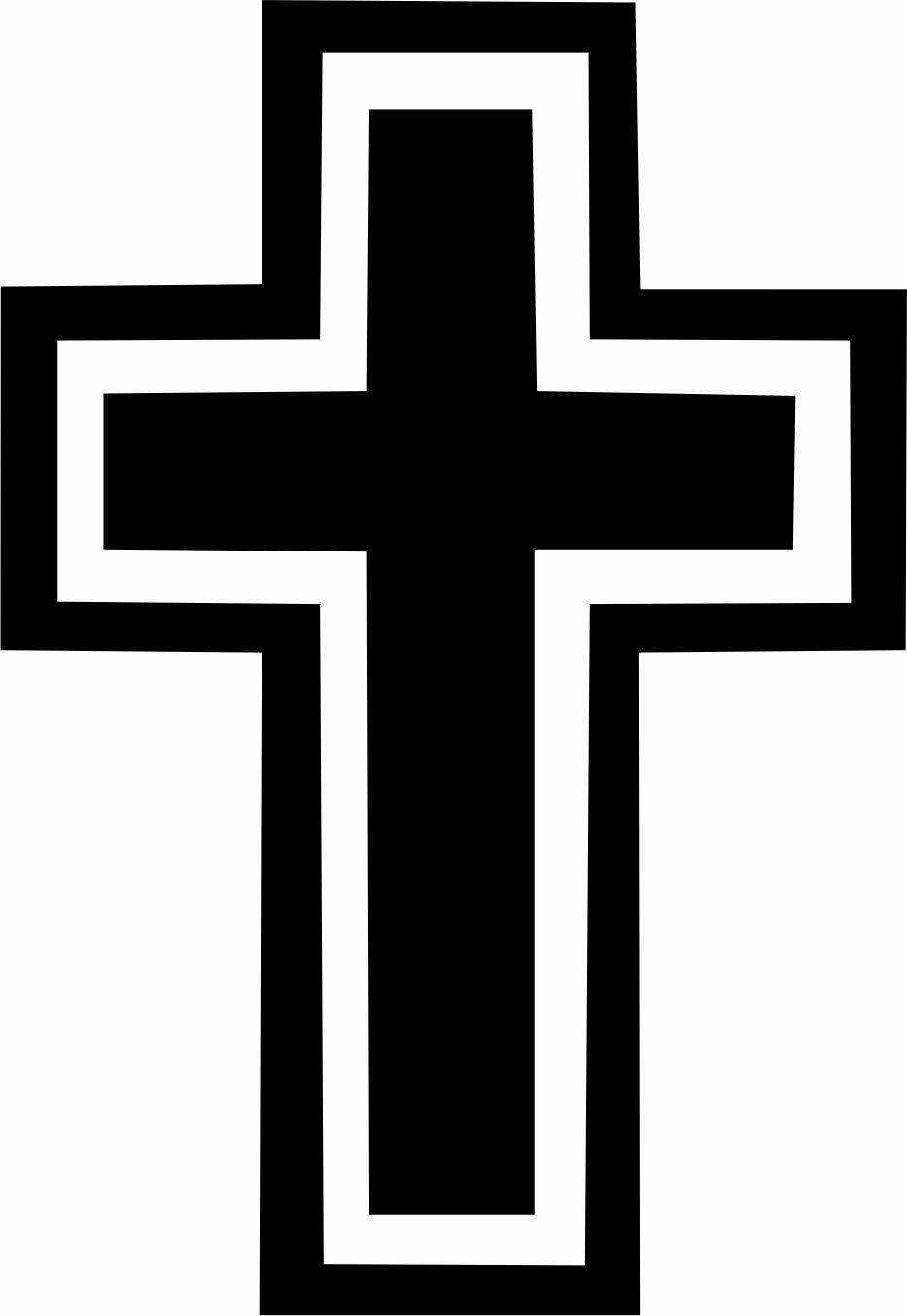 amazon com sassy stickers cross christian black decal car truck
