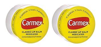 Carmex Jar Lip Balm (2 pack)