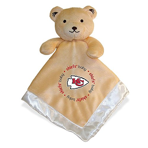 NFL Kansas City Chiefs Baby Fanatic Snuggle (Snuggle Bear Blanket)