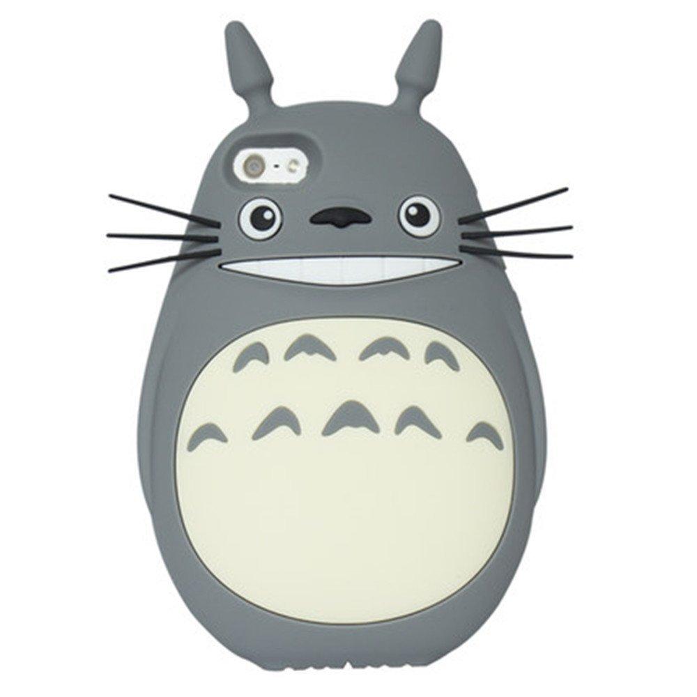 iphone 6S Plus Totoro Case iphone 6 Plus Cartoon Case, MODEFAN ...