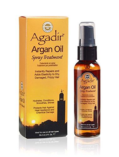 Agadir Unisex Argan Oil Spray Treatment, 2 Ounce