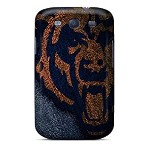 New Arrival Case Cover With XaJ496QGqV Design For Galaxy S3- Chicago Bears