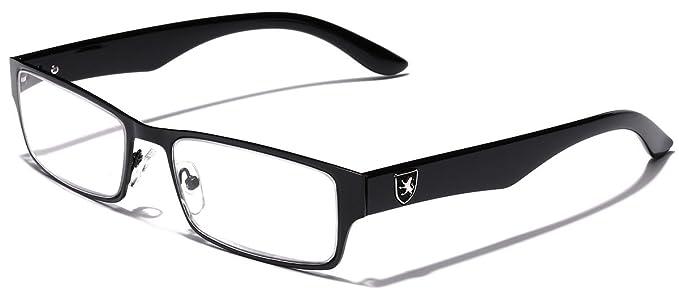 Amazon.com: Rectangle Frame Reading Glasses: Clothing