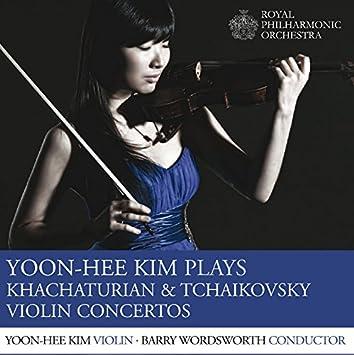 ハチャトゥリアン&チャイコフスキー:ヴァイオリン協奏曲(Khachaturian/tchaikovsky:violin Concertos)