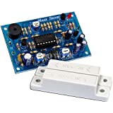Door Alarm Time Delay 9-12 Vdc Electronic Circuit Kit : MXA077