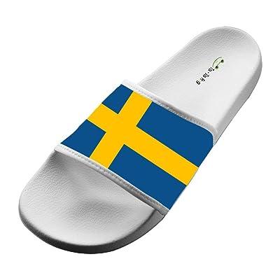 The Kingdom Of Sweden Casual Slide Sandals Indoor & Outdoor Slippers